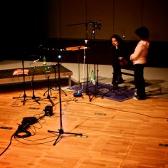 recording uprooted 2012 | #13