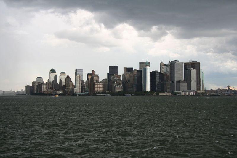Manhattan Skyline  (Photo: Morten Skogly)