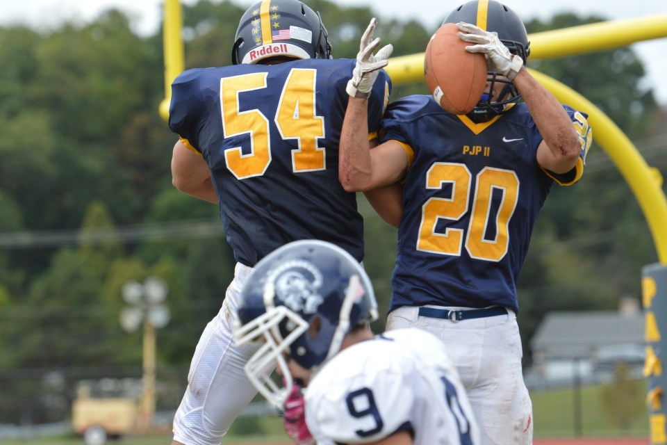 Pope John Paul II wins second straight for first time since 2011