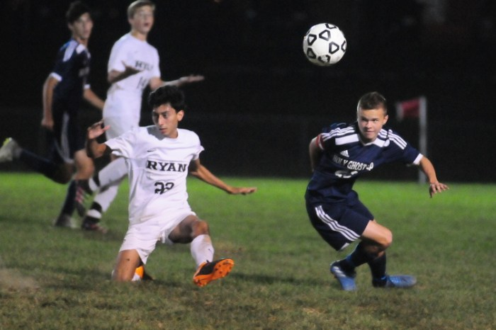 Holy Ghost undone by late own-goal at Archbishop Ryan