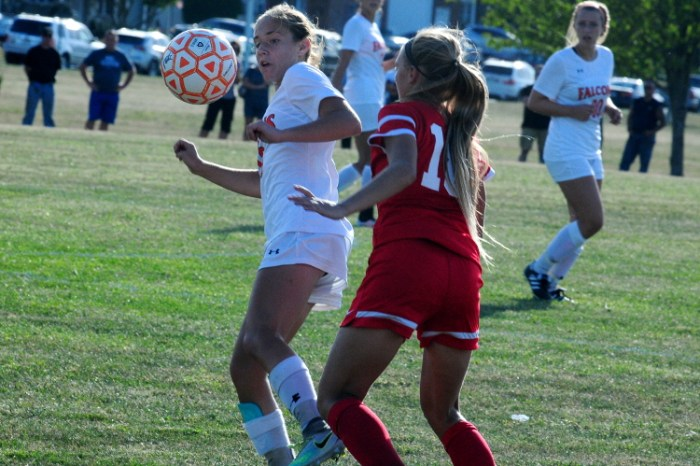 Kirk, Thomas team up to put Pennsbury Girls Soccer on top of Neshaminy in OT (PODCAST)
