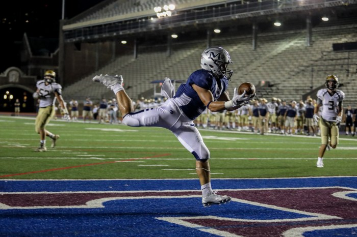 Malvern Prep football squad looking to bounce back again