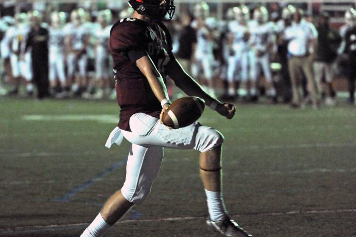 Fifth win the sweetest for Cardinal O'Hara