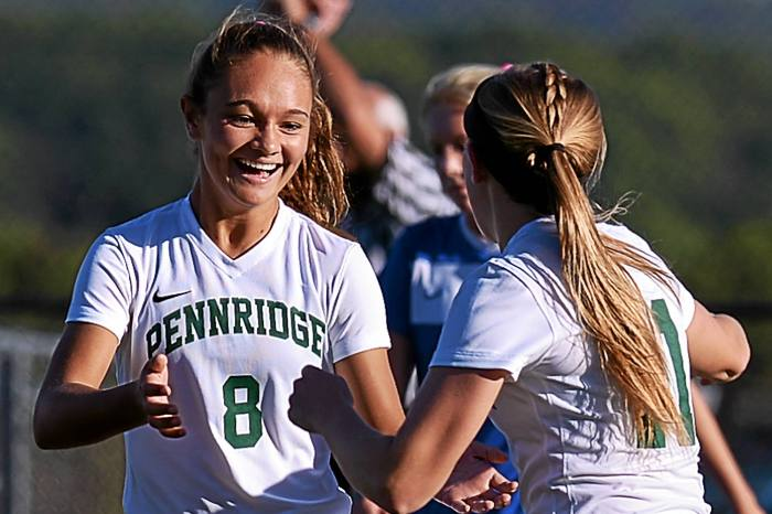 Work rate helps Pennridge edge CB South, take lead in SOL Continental