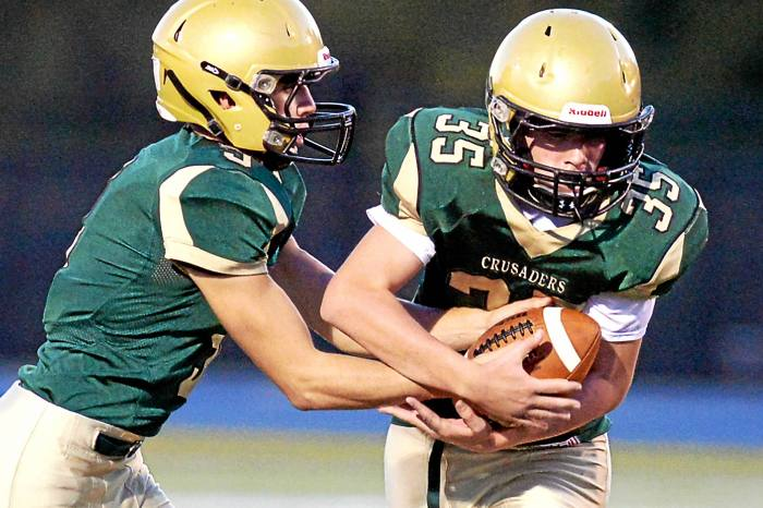 Casee, Lansdale Catholic run past Neumann-Goretti