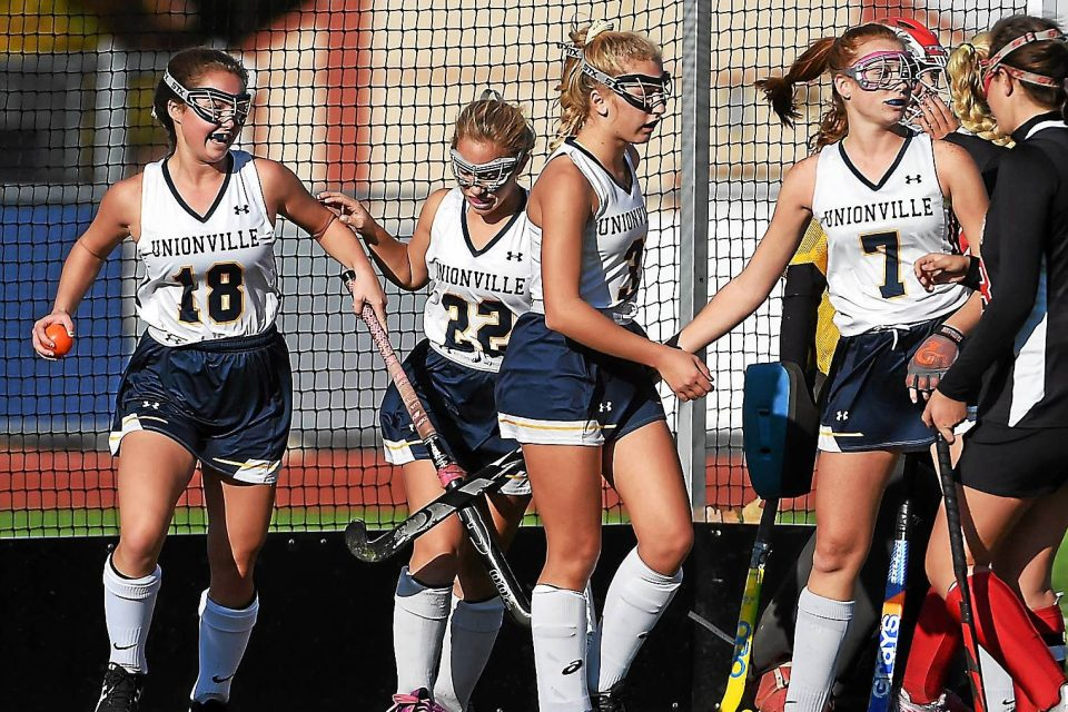 Top seed Unionville shows dominance in District 1-AAA 2nd round win over Upper Dublin