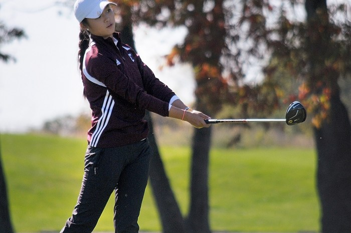 Conestoga's Yao takes first at District 1 Girls Golf Championship