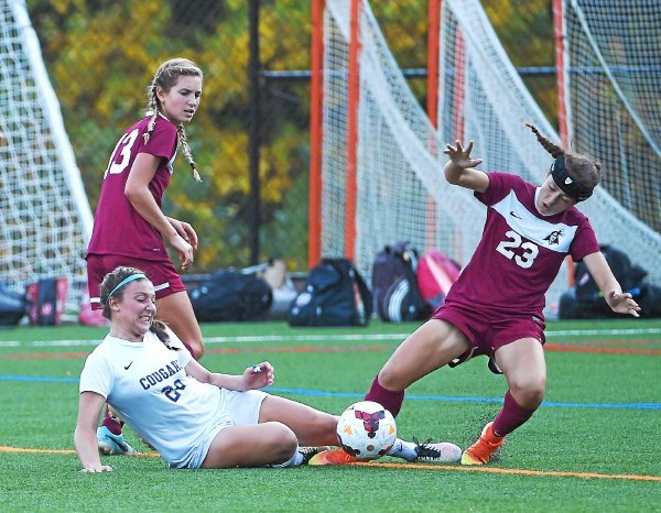 Girls' soccer: Downingtown East defense shines, Cougars edge West Chester Henderson