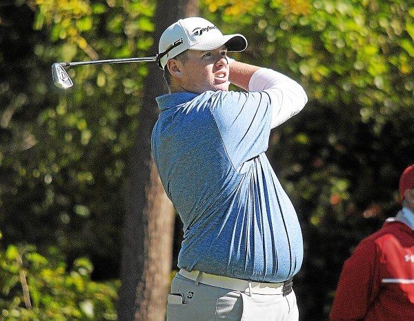 West Chester Rustin's Shevlin holds Day 1 lead at District Championship