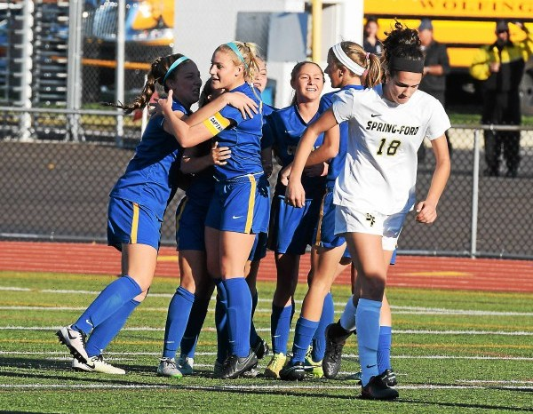 Downingtown East gets last laugh on Spring-Ford to claim last state berth