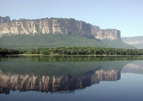 La Gran Sabana, Roraima y Auyantepuy
