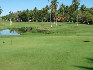 Campos de Golf en Ixtapa-Zihuatanejo
