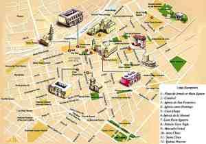 Mapa de Lima