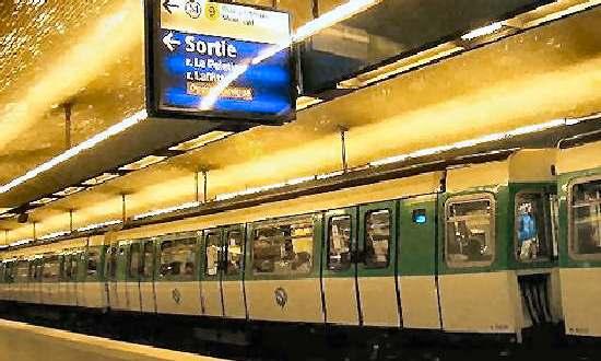 Metro de París – Mapa del metro, Horario, Precio y Líneas.
