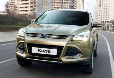 El Ford Kuga ya se vende en el país.