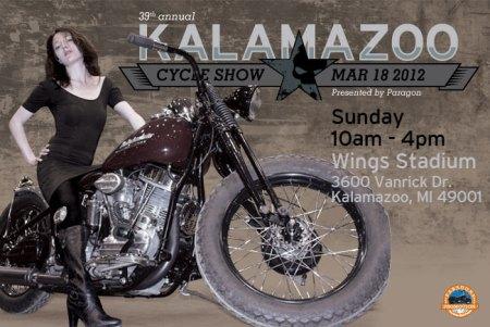 Next Event: Kalamazoo Motorycle Swap Meet at Wings Stadium