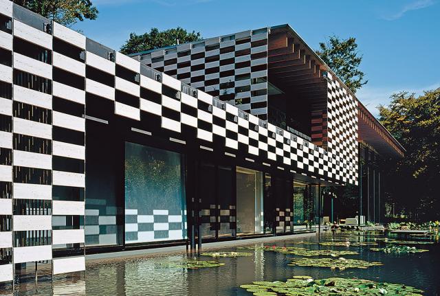 #7 LOTUS HOUSE, KENGO KUMA, KANAGAWA PREFECTURE
