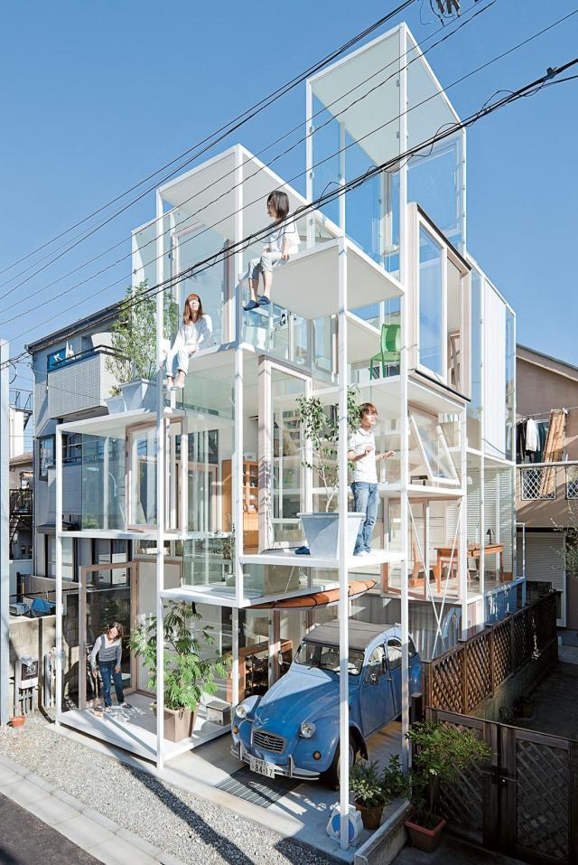 #6 HOUSE NA, SOU FUJIMOTO, TOKYO PREFECTURE
