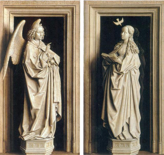 Γιάν βαν Άικ. 1435. Μουσείο Τύσεν-Μπορνεμίσα. Μαδρίτη.