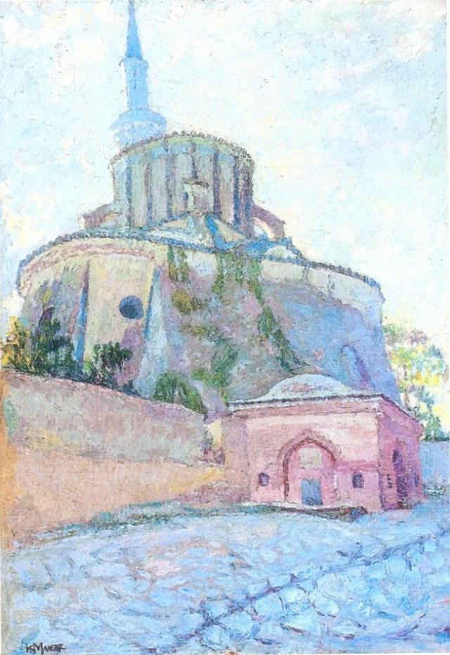 Κ. Μαλέας 1914-1917