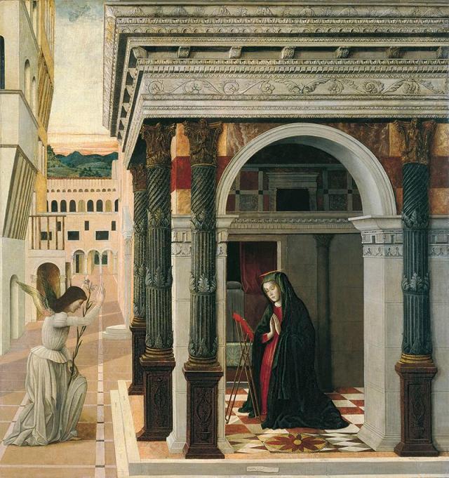 Τζεντίλε Μπελίνι 1465. Μουσείο Τύσεν Μπορνεμίσα. Μαδρίτη