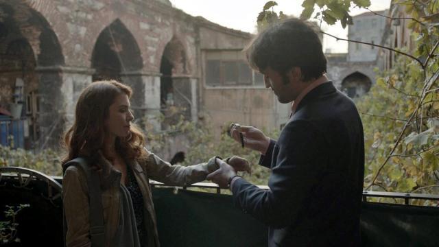 Istanbul Story 4 [Myrto Alikaki as Katia Roidis & Kerem Can as Kerem Ilhan]