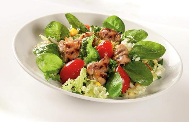 Salata kotopoulo