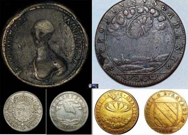 Vidéo: Une mystérieuse pièce de monnaie d'origine inconnue