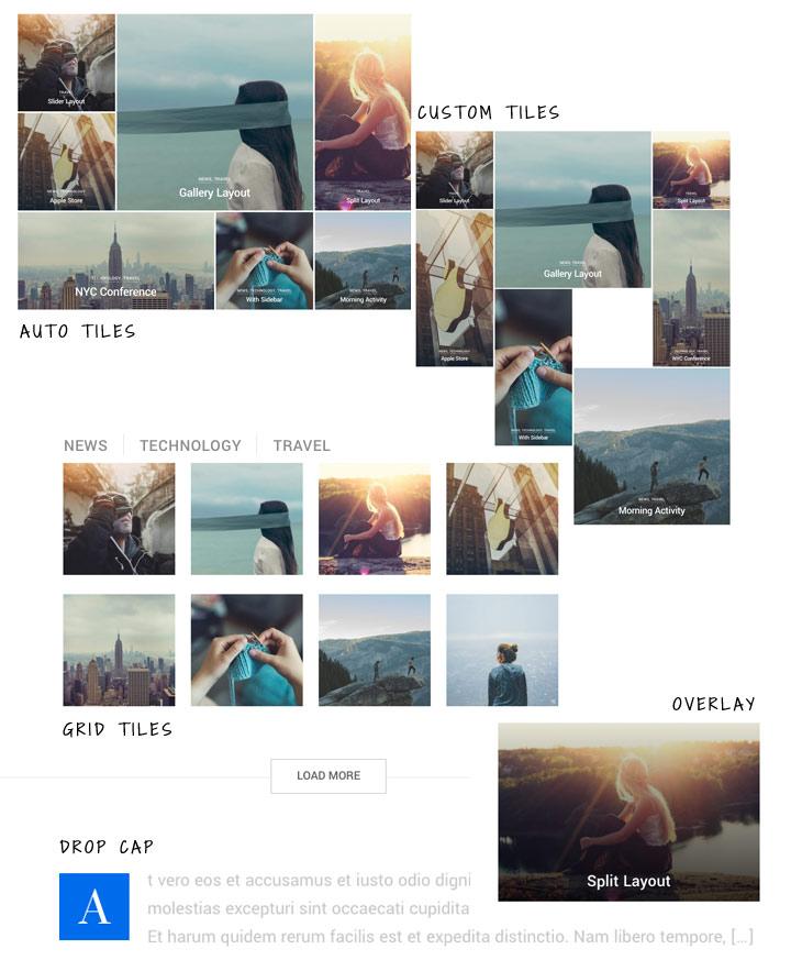 peak-archive-layouts
