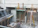 Cage d'escalier et autre local technique au 1er niveau de sous-sol