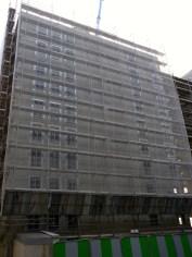 Parc 17, bâtiment C, face Nord