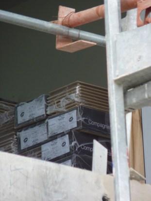 Lattes de parquet pour appartements