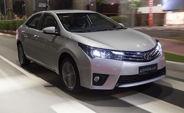 Toyota Corolla 2015, diga olá para o passado