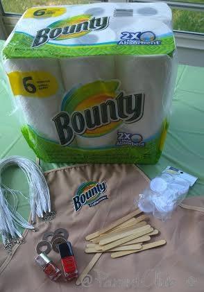 Bounty crafternoon