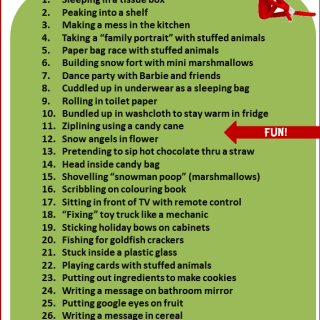 31 Easy Elf On The Shelf Ideas