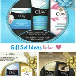 3 Fabulous Holiday Skin Care Gift Sets from Olay