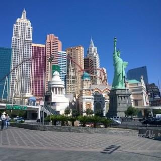 Las Vegas, New York New York, Vegas