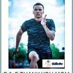 P & G Thank You Mom – Meet Andre De Grasse's Mom
