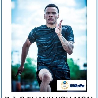 P & G Thank You Mom Meet Andre De Grasse's Mom