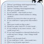 Conversation Starters With Your Kids