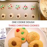One Dough Three Cookies #BecelAd