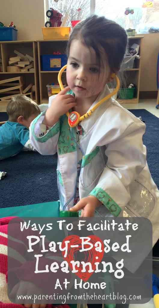 Want to your children to get the most out of your child's play? Fascilitate play-based learning at home with these 10 strategies