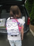 color a backpack alex toys