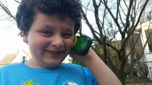 backyard adventures walkie talkie