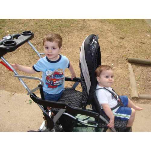 Medium Crop Of Baby Trend Sit N Stand Double Stroller