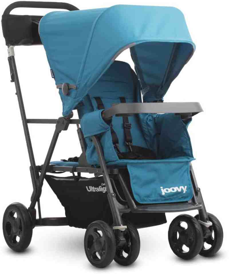 Large Of Sit And Stand Double Stroller
