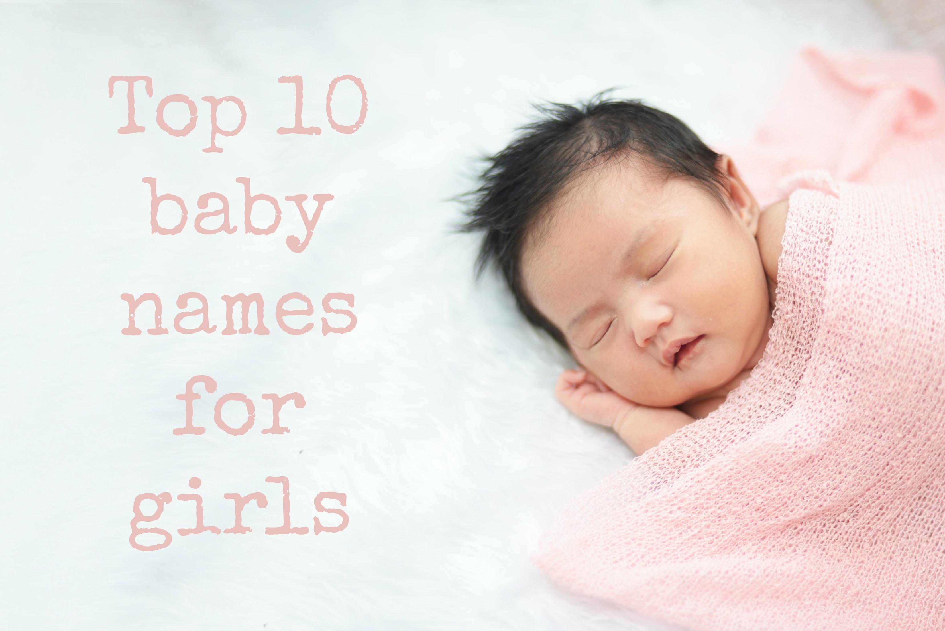 names for girls