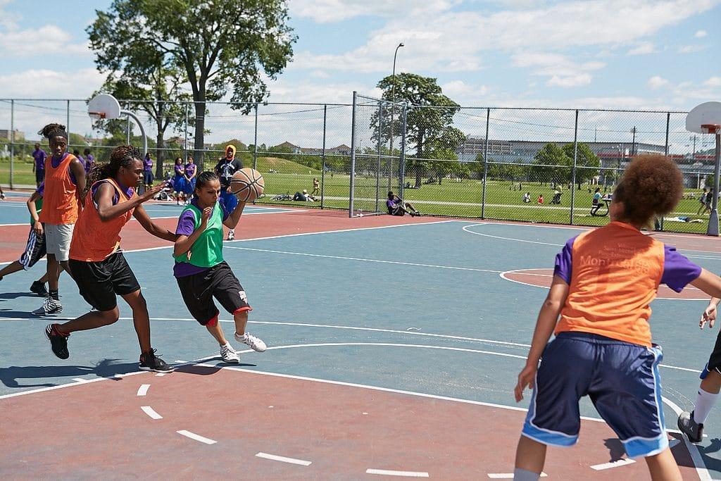 parc jarry basketball