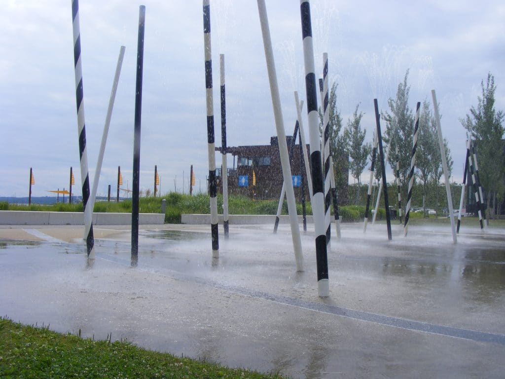 jeux d'eau 2 baie de beauport