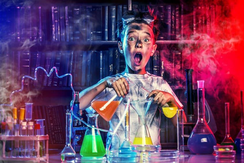 enfant science